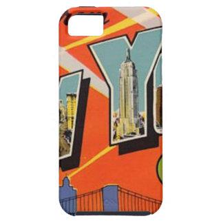 Capa Para iPhone 5 Nova Iorque do vintage