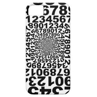 Capa Para iPhone 5 Números