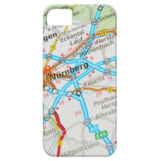Capa Para iPhone 5 Nuremberg, Nürnberg Alemanha