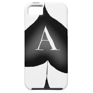 Capa Para iPhone 5 O ás de espada por Tony Fernandes