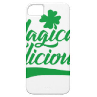 Capa Para iPhone 5 O dia de St Patrick màgica delicioso