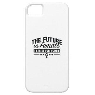 Capa Para iPhone 5 O futuro é fêmea