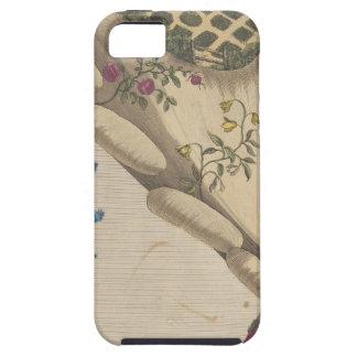 Capa Para iPhone 5 O jardim - Matthew Darly