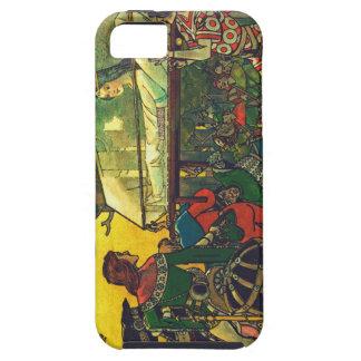 Capa Para iPhone 5 O príncipe & o caixão de vidro, Franz Jüttner