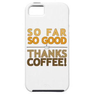 Capa Para iPhone 5 Obrigado café