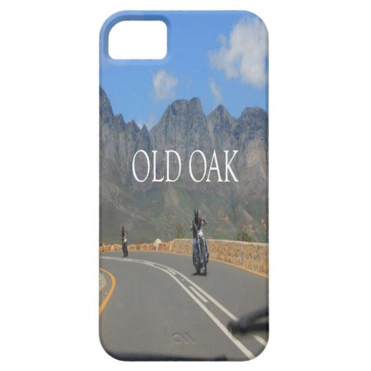 Capa Para iPhone 5 Old Oak