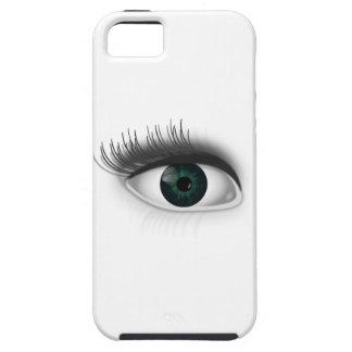 Capa Para iPhone 5 Olho verde