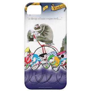 Capa Para iPhone 5 o'rain da gota de yorkshire do amor