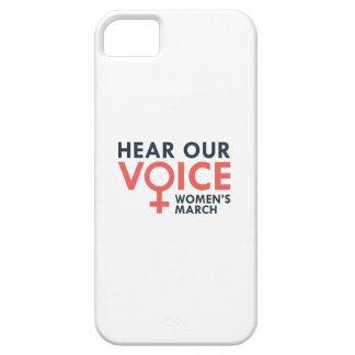 Capa Para iPhone 5 Ouça nossa voz