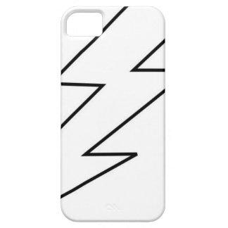Capa Para iPhone 5 parafuso de relâmpago