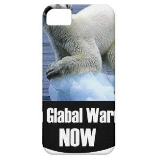 Capa Para iPhone 5 Pare o aquecimento global agora