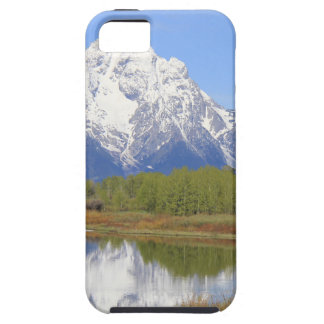 Capa Para iPhone 5 Parque nacional grande do Mt. Moran Teton