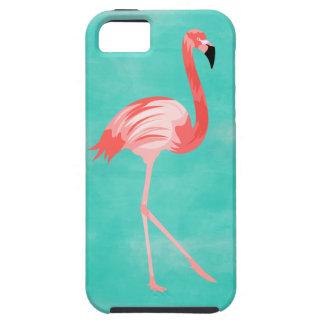 Capa Para iPhone 5 Pássaro de Famingo