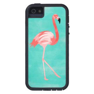 Capa Para iPhone 5 Pássaro do flamingo