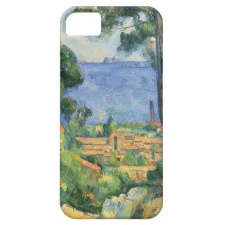 Capa Para iPhone 5 Paul Cezanne - ideia do d'If de L'Estaque e de