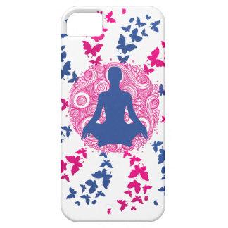 Capa Para iPhone 5 paz de espírito positiva da energia da meditação
