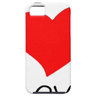 Capa Para iPhone 5 paz love5