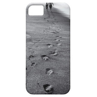 Capa Para iPhone 5 pegadas da natureza