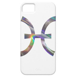 Capa Para iPhone 5 peixes do holograma