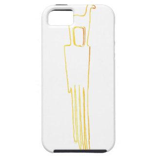 Capa Para iPhone 5 Pente egípcio da gazela