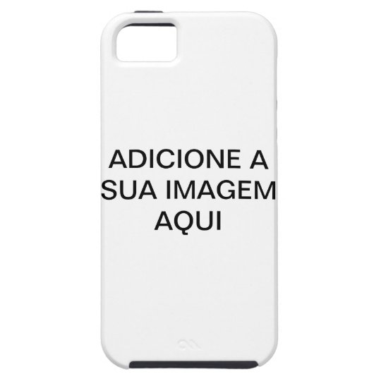 Capa para iPhone 5 personalizada
