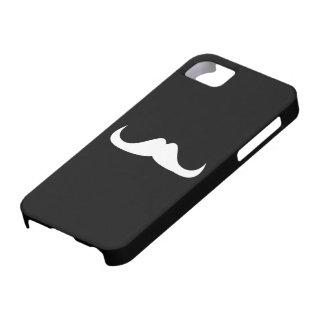 Capa Para iPhone 5 Personalize o caso do iPhone 5 do bigode