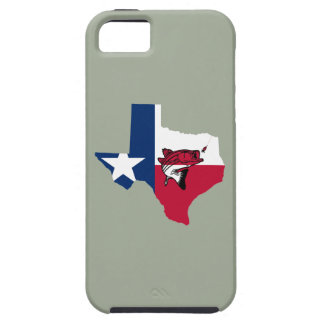 Capa Para iPhone 5 Pesca de Texas