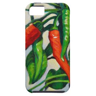 Capa Para iPhone 5 Pimentas de pimentão