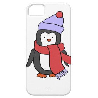 CAPA PARA iPhone 5 PINGUIM BONITO
