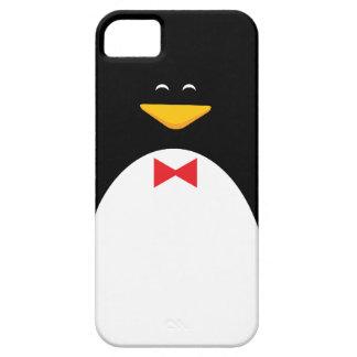 Capa Para iPhone 5 Pinguim feliz