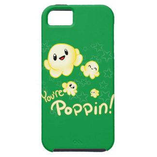 Capa Para iPhone 5 Pipoca de Poppin