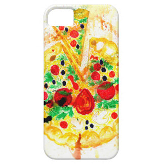 Capa Para iPhone 5 Pizza saboroso