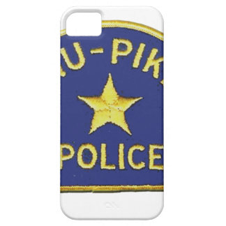 Capa Para iPhone 5 Polícia de NU-Pike