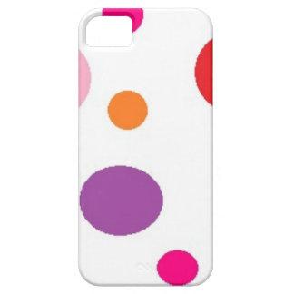 Capa Para iPhone 5 polkadots