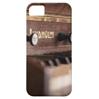 Capa Para iPhone 5 Polônia antigo velho da música do instrumento do