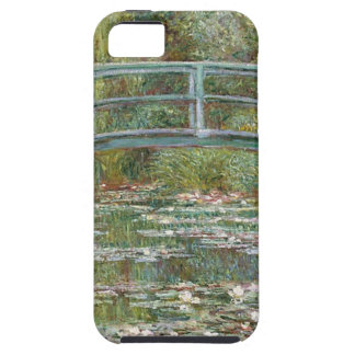 Capa Para iPhone 5 Ponte sobre uma lagoa de lírios de água