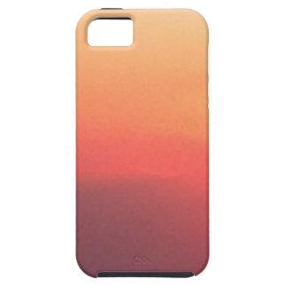 Capa Para iPhone 5 Por do sol de Colorado
