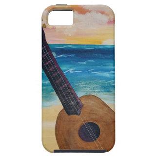 Capa Para iPhone 5 por do sol de Havaí
