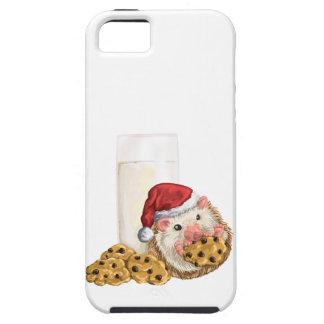 Capa Para iPhone 5 Porco do biscoito do Natal
