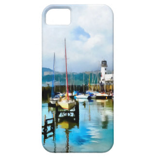 Capa Para iPhone 5 Porto de Scarborough