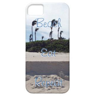 Capa Para iPhone 5 Praia de Nassau