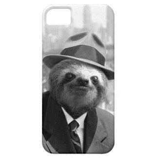 Capa Para iPhone 5 Preguiça em New York