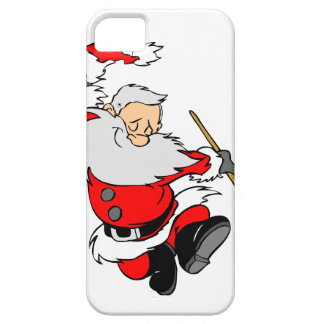 Capa Para iPhone 5 Presentes do papai noel