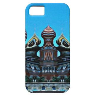 Capa Para iPhone 5 Psycgedelic Moscovo
