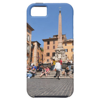 Capa Para iPhone 5 Quadrado em Roma, Italia