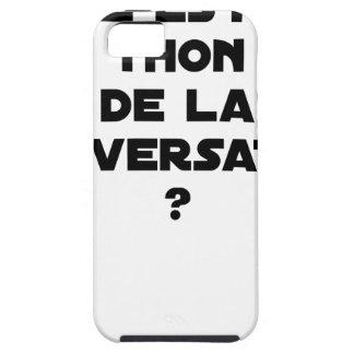 CAPA PARA iPhone 5 QUAL É O ATUM DA CONVERSAÇÃO