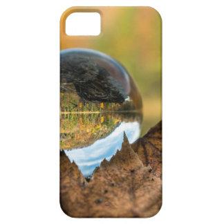 Capa Para iPhone 5 Queda em uma bola