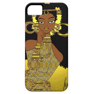 Capa Para iPhone 5 Rainha do ouro