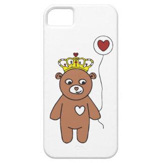 Capa Para iPhone 5 rainha do urso de ursinho