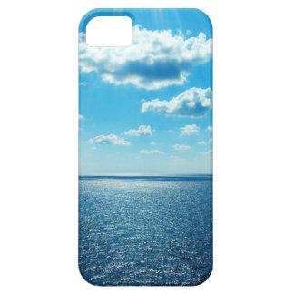 Capa Para iPhone 5 Raios sobre o mar